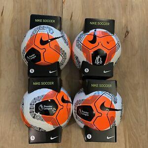 Nike 2019-2020 Original English Premier League Strike Match Soccer Ball Size 5