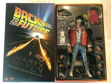 Hot Toys MMS257 1/6 Marty McFly Back to the Future *MINT* from Japan