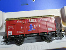 Bemalte Güterwagen für Epoche I (1835-1920) Normalspur Modellbahnen der Spur H0