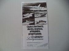 advertising Pubblicità 1981 CIGALA E BERTINETTI - SAN BENIGNO CANAVESE