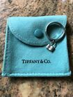 Tiffany & Co. 1837 Love Lock Ring Sterling Silver 925 Size 8