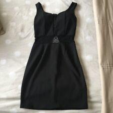 Vestido de Encaje Negro Encaje Vestido Talla 8 Negro Vestido Negro Ajustada Ajustada 8