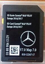 MX SD Navigationssoftwares für Mercedes-Benz