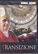 Dvd LA TRANSIZIONE ~ DALLA MORTE DI GIOVANNI PAOLO II ALL'ELEZIONE BENEDETTO XVI