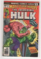 Marvel Super-Heroes #60 The Incredible Hulk 9.0