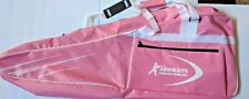 Absolute Fencing Gear High Quality Heavy Duty Nylon Fencing Carry Bag Pink