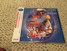 ETERNAL NADIA SECRET OF BLUE WATER  OST Original anime / game cd Soundtrack MIYA