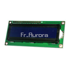 Mini 1602LCD 16x2 Serial LED Display Module 3.3V Blue Backlight For Raspberry pi