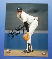 Goose Gossage HOF 2008 New York Yankees Signed 8x10 Color Photo