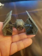 Vintage 1979 Kenner Star Wars Die Cast Darth Vader Tie Fighter