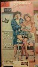 ESPECIALISTA EN SENORAS JORGE ORTIZ DE PINEDO  RARE SPANISH VHS