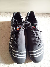 Carbrini Coppa Astro Turf Boots - Black/Orange