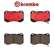 04-08 For Acura TL BREMBO Premium Ceramic Disc Brake Pads Set FRONT P28059N