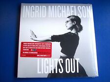 INGRID MICHAELSON - LIGHTS OUT - BRAND NEW CD !