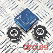 Koyo performance moto cross/pit race skate wheel bearings set