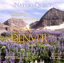 John Denver wNature, Relaxing Interpretations of NEW Factory Sealed NATUREQUEST