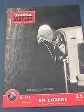 Notre métier 1950 273 VILLENEUVE D'ASCQ SAINT CHéLY D'APCHER CASTAN LOZèRE