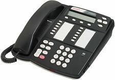 5 Refurbished Black 4612 IP Office Phones (D01), 50 Available