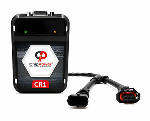 Chip Tuning Box for Nissan Navara D40 2.5 dCi 190 HP Power Boost Diesel CR1