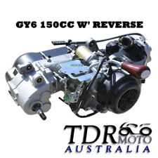 150cc gy6 Fully Auto Reverse Gear Engine Motor 4 Quad Bike Buggy Go Kart Scooter