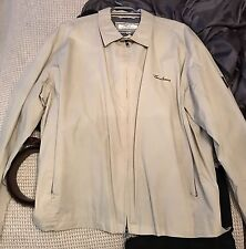 RARELY USED - Burberry Jacket (Beige) - SIZE L