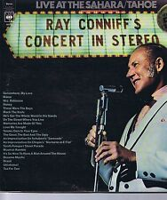Ray ConniffConcert in Stereo2 LP / StereoCBS / 66356UK / 70 - Double Album