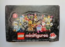 LEGO MINIFIGURES SERIES 8 - BOX OF 81 - 8833 / BRAND NEW, VERY RARE, 2012