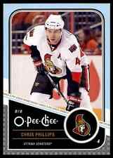 2011-12 O-Pee-Chee Chris Phillips #11
