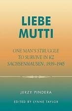 LIEBE MUTTI - NEW PAPERBACK BOOK