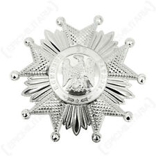 French Legion of Honor Second Empire Breast Star - Silver - Badge Repro Uniform