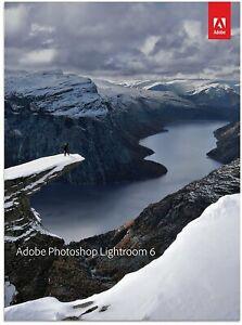 Photoshop Lightroom 6 - DVD -