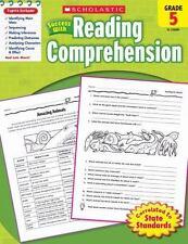 Scholastic Success with Reading Comprehension, Grade 5