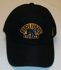 Boston Bruins NHL Eishockey Reebok Cap Kappe NEU One Size 9forty Klettverschluss