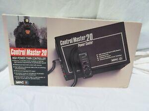 MRC Control Master 20 High Power Train Controller with Walkaround hand held