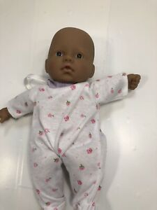 JC Toys La Baby 11-inch African American Washable Soft Body Play Doll