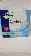 Brand New TENA Comfort Mini SUPER 28x Packet BULK BUY 6 Packets New Design