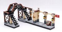 LEGO Train Station Harry Potter Kings Cross Railway Platform 9 3/4 Only 75955