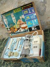 Cuisine Vintage ROBOT MARIE  JEANNETTE MOULINEX
