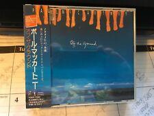 Paul McCartney Off The Ground w/OBI 2CD EMI TOCP-7580 JLE F/S VHTF Tokyo Japan