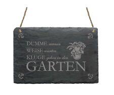 spruche fur den garten, deko-türschilder/- tafeln mit zitate- & sprüche-für den flur/die, Design ideen