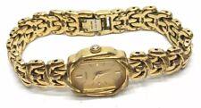 Pulsar Women's Gold Tone Wrist Watch V400-6120