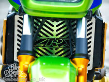 ZRX1200 KAWASAKI ZRX 1200 R / S 97-07 STAINLESS STEEL RADIATOR COVER GUARD GRILL