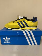 Size? Exclusive Adidas Originals SL 76 Yellow/BLUE UK 10.5