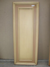 1 PORTE ANCIENNE EN BOIS PEINT--ANCIENT DOOR--N°120