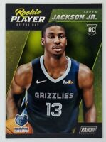 2018-19 Panini Rookie Player of the Day Jaren Jackson Jr RC #R4, Grizzlies