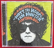 Old Records Never Die: The Mott The Hoople/Ian Hunter Anthology 2xCD *NEW/SEALED