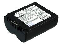 Batterie 750mAh type S006 CGR-S006E DMW-BMA7 Pour Panasonic Lumix DMC-FZ18
