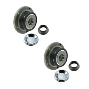 Optimal Rear Left and Right Wheel Bearing Kit 602681 fits Peugeot 508 8D_