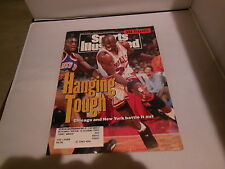 Sports Illustrated 6/7/93 June 7 1993 Michael Jordan Chicago Bulls vs NY Knicks