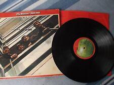 The Beatles  1962-1966 album LP Canada pressing